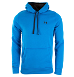 Under Armour 2015 Mens Storm Rival Hoodie (Blue Jet)