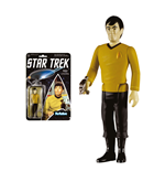 Star Trek ReAction Action Figure Sulu 10 cm