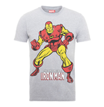 Marvel Comics T-Shirt Iron Man Pose