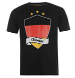 Germany 2014 FIFA Flag Tee (Black)