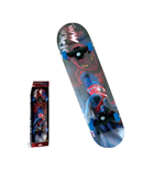 THE AMAZING SPIDER-MAN 2 31-Inch Skateboard with Graphic Motif