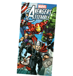 The Avengers Beach Towel 137707