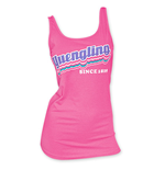 YUENGLING Women's Pink Since 1821 Tank Top