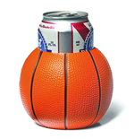Basketball Beer Can Koozie