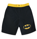 BATMAN Men's Black Swim Shorts