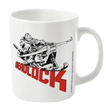 2000AD Abc Warriors Mug Deadlock