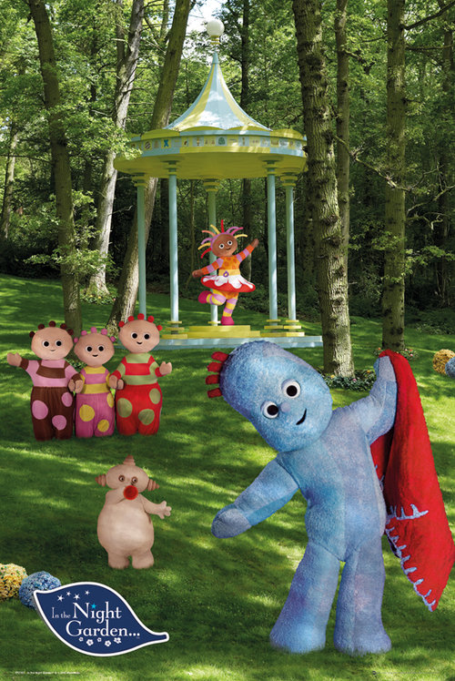 In The Night Garden Characters Maxi Poster