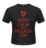 Vikings T-shirt Keep Calm