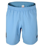 2011-12 Manchester City Home Umbro Shorts (Kids)