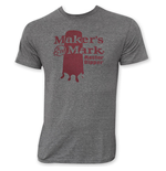 MAKER'S MARK Master Dipper Gray T-Shirt