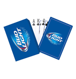 BUD LIGHT Playing Cards