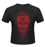 Vikings T-shirt Ragnar Face