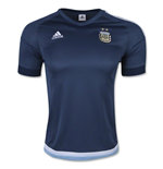 2015-2016 Argentina Away Adidas Football Shirt