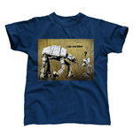 Banksy T-Shirt At-At Father