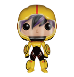 Big Hero 6 POP! Vinyl Figure GoGo Tomago 10 cm