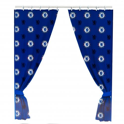 Chelsea F.C. Curtains