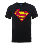 DC Comics T-Shirt Superman Glass Logo