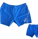 Italia Women's light blue shorts 2014/2015