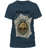 Metallica T-shirt Spider
