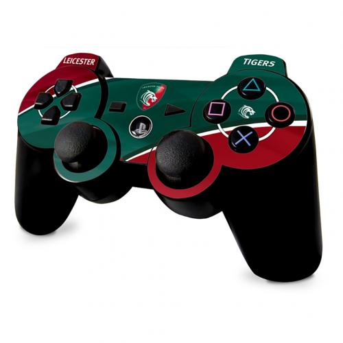 Leicester Tigers PS3 Controller Skin