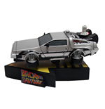 Back to the Future II Shakems Bobble Figure Flying DeLorean 18 x 13 cm