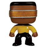 Star Trek TNG POP! Vinyl Figure Geordie 9 cm