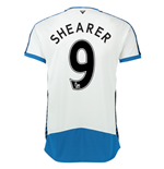 2015-16 Newcastle Home Shirt (Shearer 9)