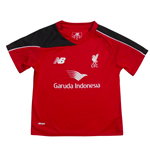 2015-2016 Liverpool Infants Training Shirt (Red)