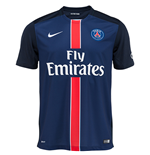 2015-2016 PSG Home Nike Shirt (Kids)