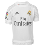 2015-2016 Real Madrid Adidas Home Shirt (Kids)