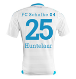 2015-16 Schalke Away Shirt (Huntelaar 25)