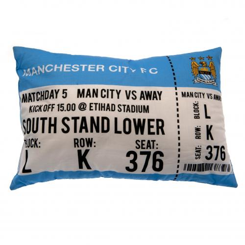 Manchester City F.C. Match Day Cushion