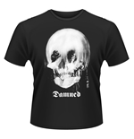 The Damned T-shirt Skull