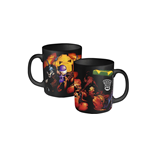 2000AD Mug - Abc Warriors Team