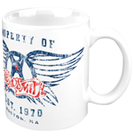 Aerosmith Mug - Property Of Logo