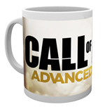 Call Of Duty Advanced Warfare Mug - Logo