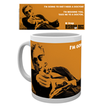 Reservoir Dogs Mug - Mr Orange