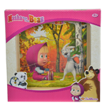 Masha and the Bear Puzzles 141160