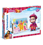 Masha and the Bear Puzzles 141166