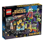 Batman Lego and MegaBloks 141276