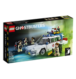 Ghostbusters Lego and MegaBloks 141377