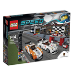 Porsche Lego and MegaBloks 141381