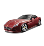 Bburago - Ferrari California T (Closed Top) 1:18 Diecast Model