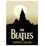 Beatles Magnet 142250