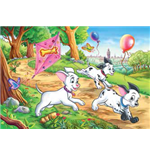 One Hundred and One Dalmatians Puzzles 142441