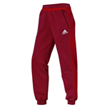 2015-2016 Bayern Munich Adidas Sweat Pants (Red) - Kids