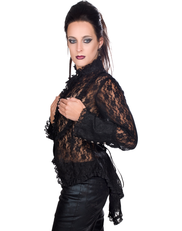Aderlass Wing Blouse Lace