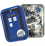 Doctor Who Puzzles - 150 Pieces Dr Who Tardis
