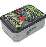 Superman Tin Box - Kryptonite