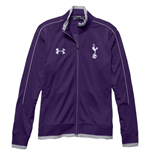 2015-2016 Tottenham Adult Track Jacket (Purple)